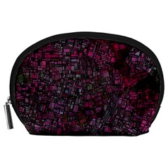 Fantasy City Maps 1 Accessory Pouches (Large)