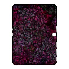 Fantasy City Maps 1 Samsung Galaxy Tab 4 (10 1 ) Hardshell Case