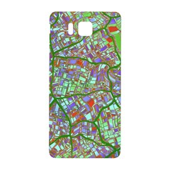 Fantasy City Maps 2 Samsung Galaxy Alpha Hardshell Back Case