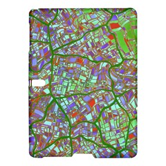 Fantasy City Maps 2 Samsung Galaxy Tab S (10 5 ) Hardshell Case
