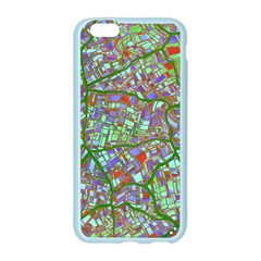 Fantasy City Maps 2 Apple Seamless iPhone 6/6S Case (Color)