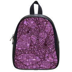 Fantasy City Maps 4 School Bags (Small)