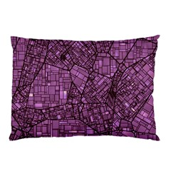 Fantasy City Maps 4 Pillow Cases (Two Sides)