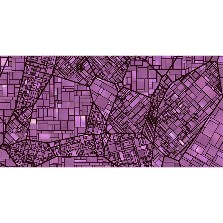 Fantasy City Maps 4 YOU ARE INVITED 3D Greeting Card (8x4)