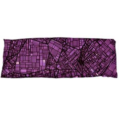 Fantasy City Maps 4 Body Pillow Cases (Dakimakura)