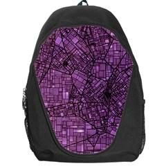 Fantasy City Maps 4 Backpack Bag