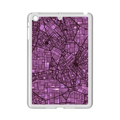 Fantasy City Maps 4 iPad Mini 2 Enamel Coated Cases