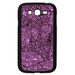 Fantasy City Maps 4 Samsung Galaxy Grand DUOS I9082 Case (Black)