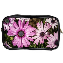 Beautiful Colourful African Daisies  Toiletries Bags