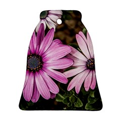 Beautiful Colourful African Daisies  Bell Ornament (2 Sides)