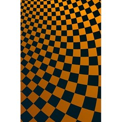 Abstract Square Checkers  5 5  X 8 5  Notebooks