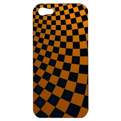 Abstract Square Checkers  Apple iPhone 5 Hardshell Case