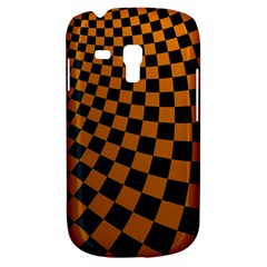 Abstract Square Checkers  Samsung Galaxy S3 MINI I8190 Hardshell Case