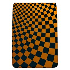 Abstract Square Checkers  Flap Covers (L)