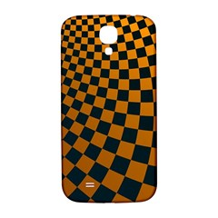 Abstract Square Checkers  Samsung Galaxy S4 I9500/I9505  Hardshell Back Case