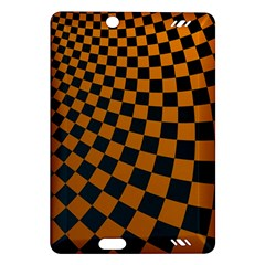 Abstract Square Checkers  Kindle Fire Hd (2013) Hardshell Case