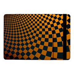 Abstract Square Checkers  Samsung Galaxy Tab Pro 10 1  Flip Case