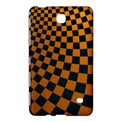 Abstract Square Checkers  Samsung Galaxy Tab 4 (8 ) Hardshell Case