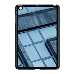 Abstract View Of Modern Buildings Apple iPad Mini Case (Black)