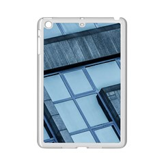Abstract View Of Modern Buildings iPad Mini 2 Enamel Coated Cases