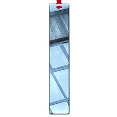 Abstract View Of Modern Buildings Large Book Marks