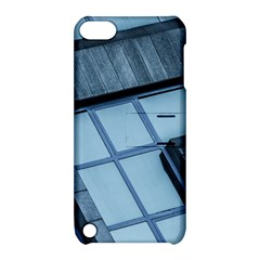 Abstract View Of Modern Buildings Apple iPod Touch 5 Hardshell Case with Stand