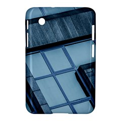 Abstract View Of Modern Buildings Samsung Galaxy Tab 2 (7 ) P3100 Hardshell Case