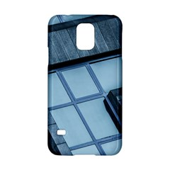 Abstract View Of Modern Buildings Samsung Galaxy S5 Hardshell Case