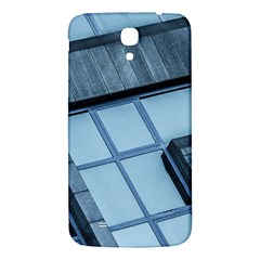 Abstract View Of Modern Buildings Samsung Galaxy Mega I9200 Hardshell Back Case