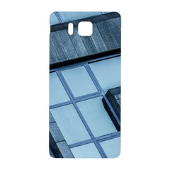 Abstract View Of Modern Buildings Samsung Galaxy Alpha Hardshell Back Case