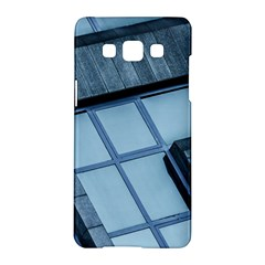 Abstract View Of Modern Buildings Samsung Galaxy A5 Hardshell Case