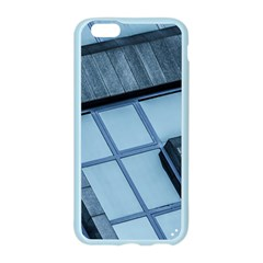 Abstract View Of Modern Buildings Apple Seamless iPhone 6/6S Case (Color)