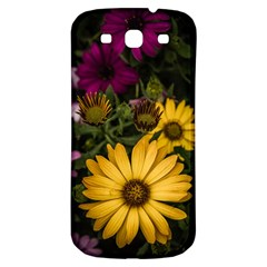 Beautiful Colourful African Daisies  Samsung Galaxy S3 S III Classic Hardshell Back Case