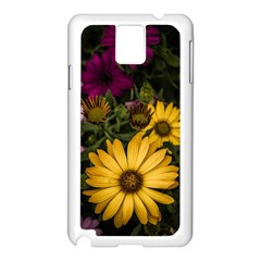 Beautiful Colourful African Daisies  Samsung Galaxy Note 3 N9005 Case (white)