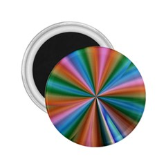 Abstract Rainbow 2.25  Magnets