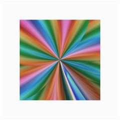 Abstract Rainbow Canvas 20  X 30