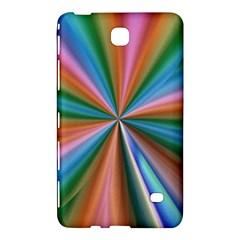 Abstract Rainbow Samsung Galaxy Tab 4 (8 ) Hardshell Case
