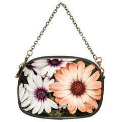 Beautiful Colourful African Daisies Chain Purses (One Side)