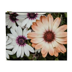 Beautiful Colourful African Daisies Cosmetic Bag (XL)