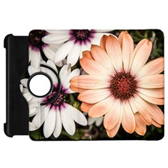 Beautiful Colourful African Daisies Kindle Fire HD Flip 360 Case