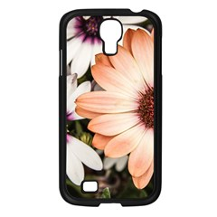 Beautiful Colourful African Daisies Samsung Galaxy S4 I9500/ I9505 Case (Black)