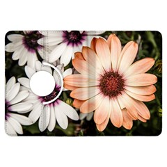Beautiful Colourful African Daisies Kindle Fire HDX Flip 360 Case