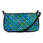 Mermaid Scales Evening Bag Front
