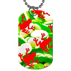 Box of Frogs  Dog Tag (One Side)