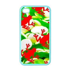 Box of Frogs  Apple iPhone 4 Case (Color)