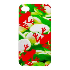 Box Of Frogs  Apple Iphone 4/4s Hardshell Case
