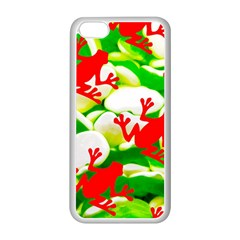 Box Of Frogs  Apple Iphone 5c Seamless Case (white)
