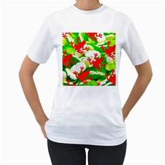 Box of Frogs  Women s T-Shirt (White)
