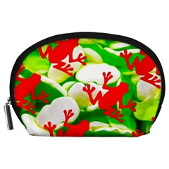 Box of Frogs  Accessory Pouches (Large)
