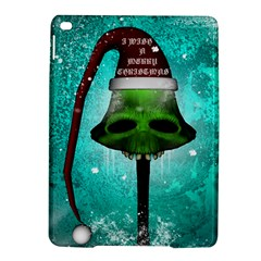 I Wish You A Merry Christmas, Funny Skull Mushrooms Ipad Air 2 Hardshell Cases